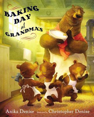Baking Day at Grandma's Cover