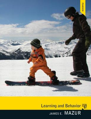 Learning and Behavior: Seventh Edition Cover Image