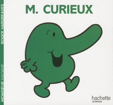 Monsieur Curieux (Monsieur Madame #2248) Cover Image