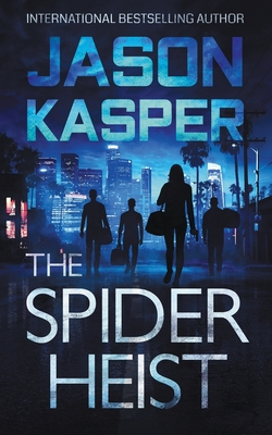 Cover for The Spider Heist