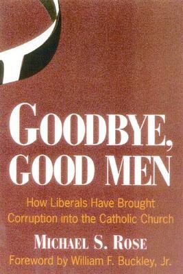 Cover for Goodbye, Good Men