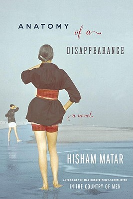 Anatomy of a Disappearance Cover