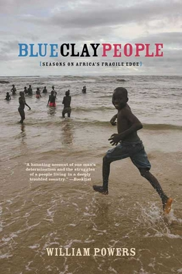 Blue Clay People Cover