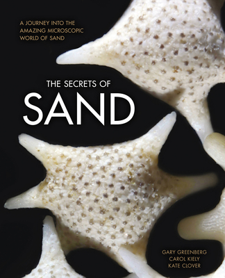 The Secrets of Sand: A Journey into the Amazing Microscopic World of Sand Cover Image