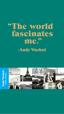 Andy Warhol Quotation Travel Journal Cover Image