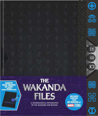 The Wakanda Files: A Technological Exploration of the Avengers and Beyond Cover Image