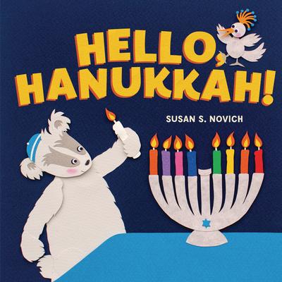Cover for Hello, Hanukkah!