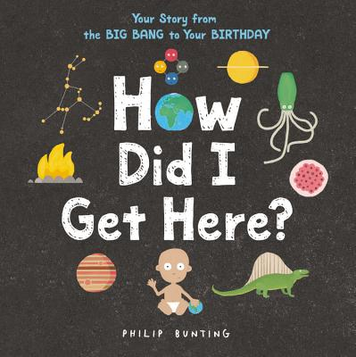 How Did I Get Here?: Your Story from the Big Bang to Your Birthday Cover Image