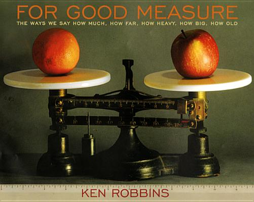 For Good Measure Cover