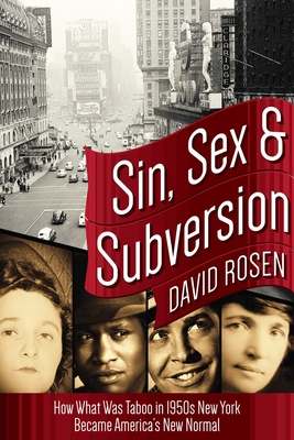 Cover for Sin, Sex & Subversion