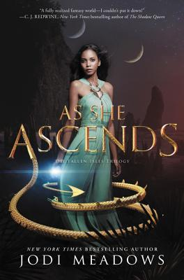 As She Ascends (Fallen Isles #2) Cover Image