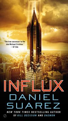 Influx Cover Image