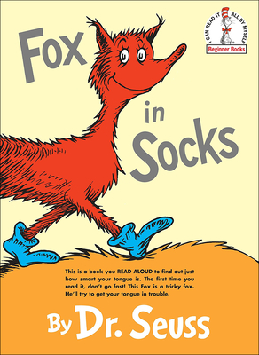 Fox in Socks (I Can Read It All by Myself Beginner Books (Pb)) Cover Image