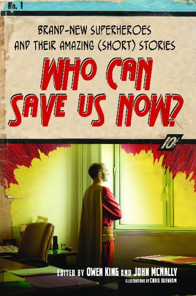 Who Can Save Us Now? Cover