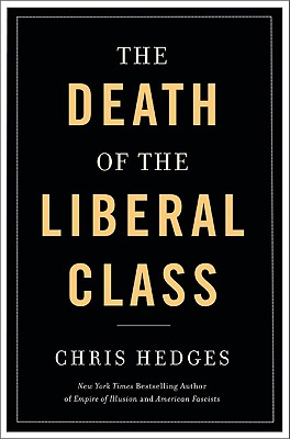 Death of the Liberal Class Cover