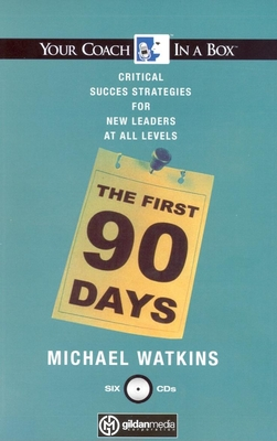 The First 90 Days Cover