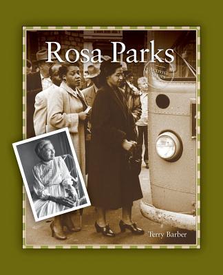 Rosa Parks (Activist) Cover Image