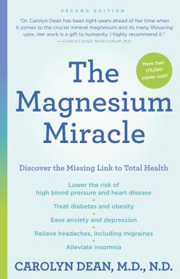 The Magnesium Miracle (Second Edition) Cover Image