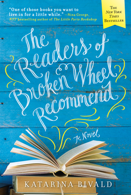The Readers of Broken Wheel Recommend: A Novel Cover Image