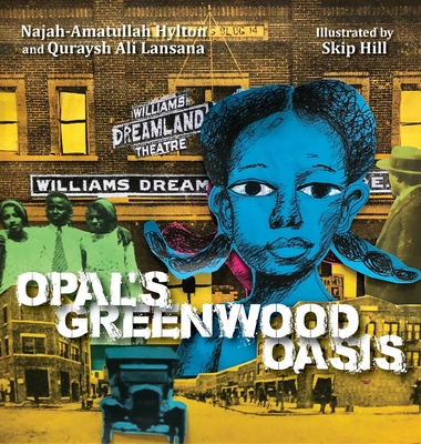 Opal's Greenwood Oasis Cover Image