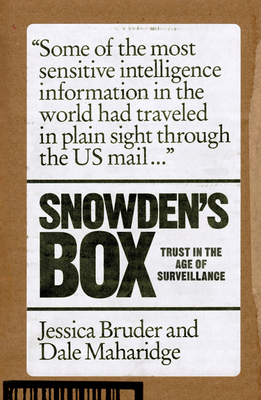 Snowden's Box: Trust in the Age of Surveillance Cover Image