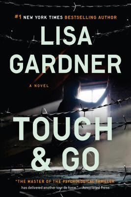 Cover for Touch & Go (A Tessa Leoni Novel)