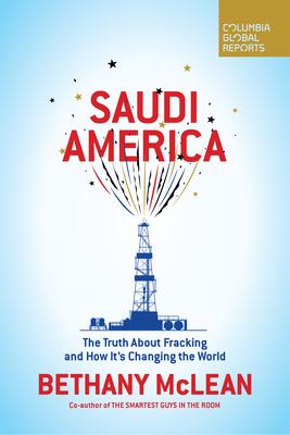 Cover for Saudi America