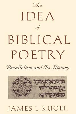 The Idea of Biblical Poetry Cover