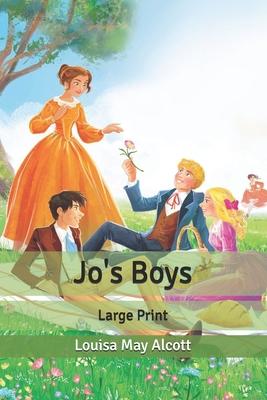 Jo's Boys: Large Print Cover Image
