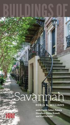 Buildings of Savannah (Sah/Bus City Guide) Cover Image