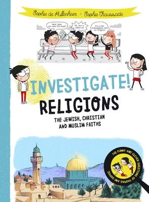 Cover for Investigate! Religions