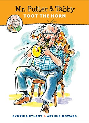 Mr. Putter & Tabby Toot the Horn Cover Image