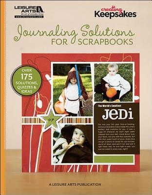 Journaling Solutions for Scrapbooks Cover