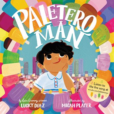 Paletero Man Cover Image