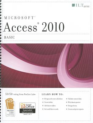 Access 2010: Basic Cover Image