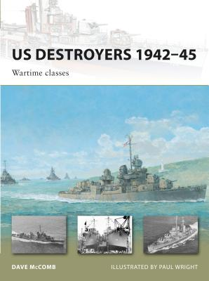 US Destroyers 1942-45 Cover