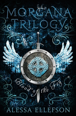Cover for Blood of the Fey