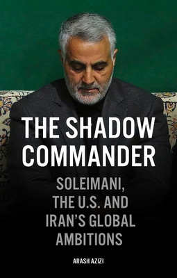 Cover for The Shadow Commander