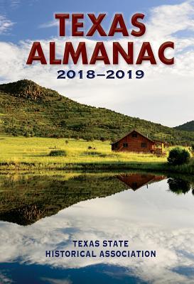 Texas Almanac 2018-2019 Cover Image