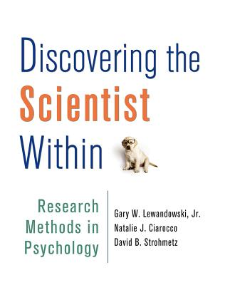 Discovering the Scientist Within: Research Methods in Psychology Cover Image
