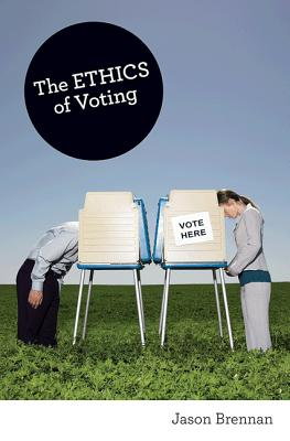 The Ethics of Voting Cover Image
