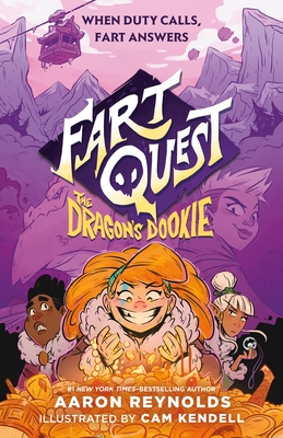Fart Quest: The Dragon's Dookie Cover Image