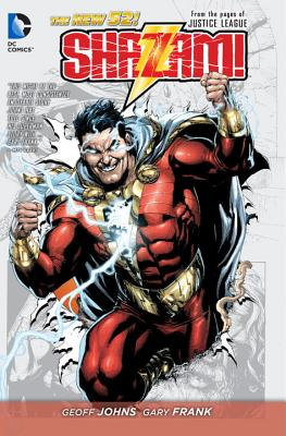Shazam! Vol. 1 (the New 52) Cover