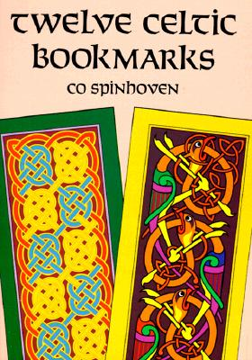 Twelve Celtic Bookmarks (Small-Format Bookmarks) Cover Image