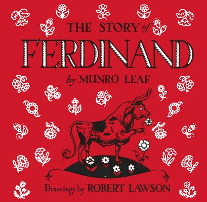 Cover for The Story of Ferdinand (Reading Railroad Books)