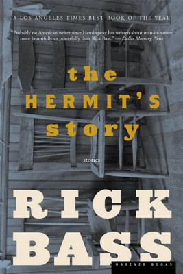 The Hermit's Story Cover