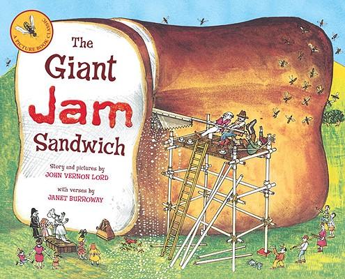 Giant Jam Sandwich Cover Image