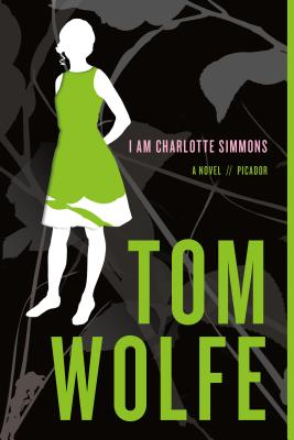 I Am Charlotte Simmons Cover