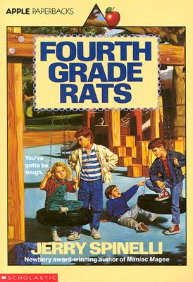 Fourth Grade Rats Cover