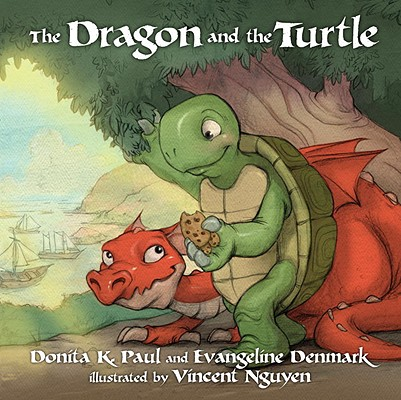The Dragon and the Turtle Cover Image